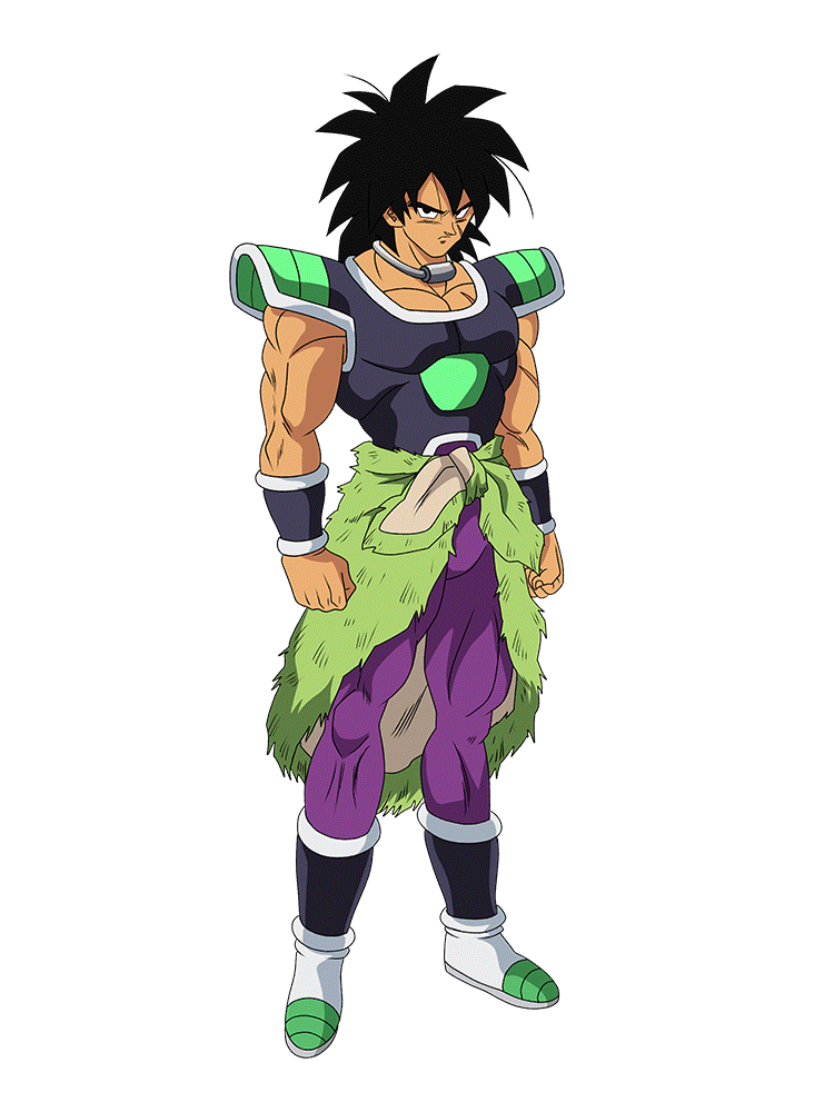 Broly dragon ball super dragon ball wiki fandom - Broly dragon ball gt ...