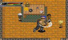 Buu's Fury - Re Bandito vs Trunks