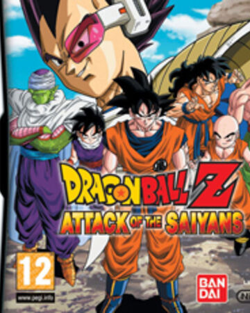 Dragon Ball Z Attack Of The Saiyans Dragon Ball Wiki Fandom