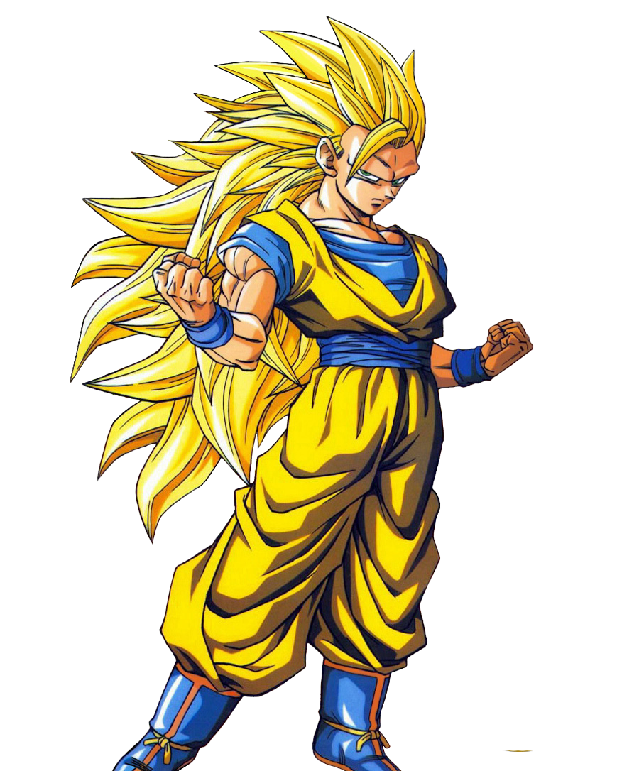 Imagen  Goku SSJ3png  Dragon Ball Wiki  FANDOM powered by Wikia