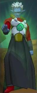 Mira Dragon Ball Online
