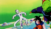 Piccolo en renfort contre Freezer