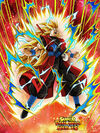 SS3 Xeno Goku Dokkan