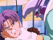 Bebi vs trunks
