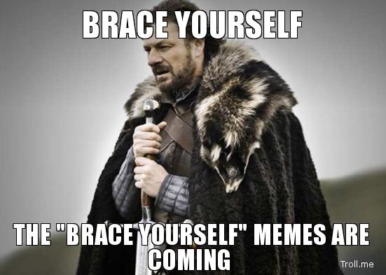 Het begon allemaal voor je met deze meme in 2012