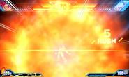 Extreme Butoden SSJG Goku God Power (Godly Ki Explosion)