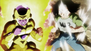 Frieza and 17