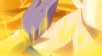 Punto de Presion en Goku SSJ3