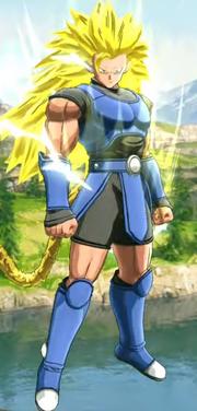 Shallot (Super Saiyan 3)