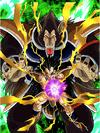 Dokkan Battle Warrior Race's Backbone Raditz (Great Ape) card (Base Form SSR-UR)