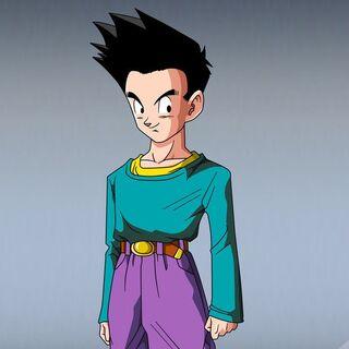 Son Goten in Dragon Ball GT.