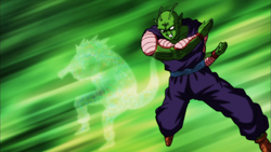 Piccolo is gamisa