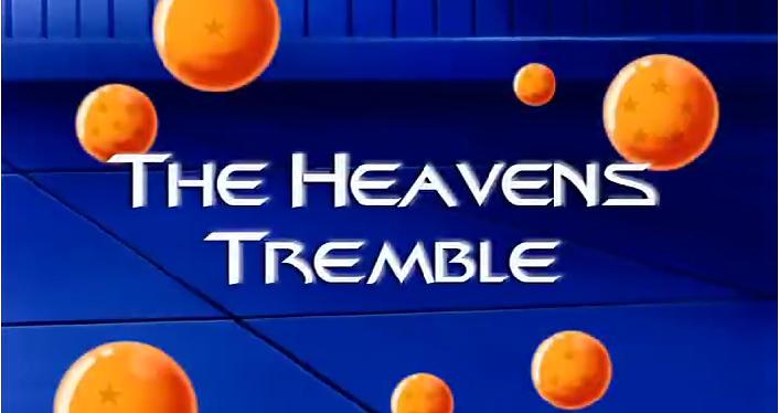 Dragon Ball Z Episode Title Theme Theme Image