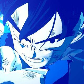 Son Goku pronto a lanciare una <a href=
