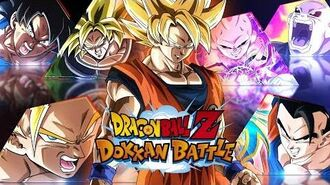 DRAGON BALL Z DOKKAN BATTLE 4th Anniversary Trailer Ver. 4
