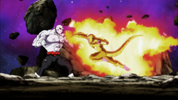 Freeza is jiren 131
