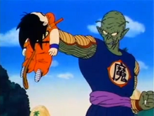 Piccolo vs Goku