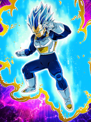 Vegeta (Super Saiyan God Super Saiyan évolué) (Dokkan Battle)