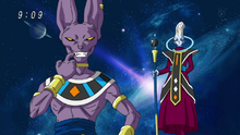 Beerus et Whis