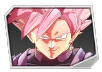 Black Goku SSRosa-x