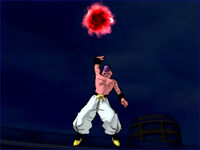 Buu freeza - death ball