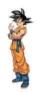 DBZ RdF Goku
