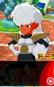 List of minor playable characters in Dragon Ball Fusions