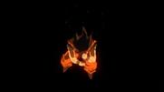 Goku transformandose 2013