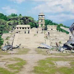 Chichén Itzá dei Maya.