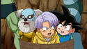 Trunks goten bound in rope2