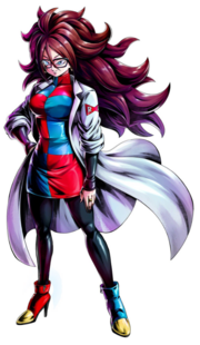 Android 21 DBL
