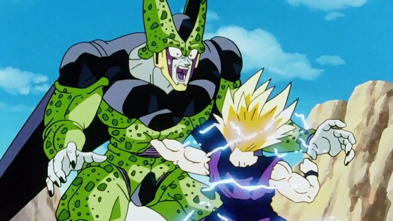 Cell Games Saga | Dragon Ball Wiki | FANDOM powered by Wikia