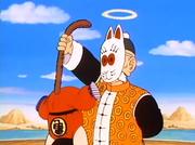 Nonno Gohan contro Goku