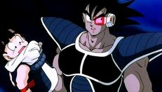 Turles y Gohan