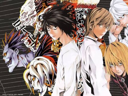 Wallpapers Death-Note
