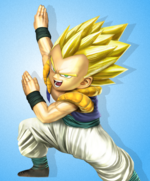 Gotenks DB ZB-0