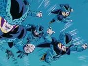I sette Cell Jr