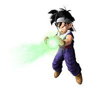 Kid Gohan 002