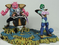 Model Kit Statue Zarbon Dodoria Frieza