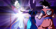 Zamasu killed by beerus