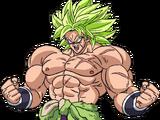 Broly Supersaiyano al Máximo Poder
