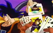 Carte da gioco con Baba