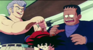 Goku debilitado