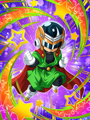 Little Great Saiyaman of Mystery Trunks Card artwork
