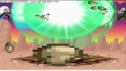 DBAF Episode 8 Fight for Glory pt.2 (Xicor saga finale)