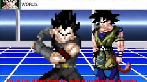 Dragon Ball AF episodio 13 saga dos clones e a alma do mal