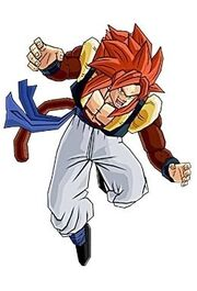 Gogeta Ssj4 Dragonball Af Wiki Fandom Powered By Wikia