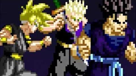 Dragon Ball AF episodio 19 saga dos clones e a alma do mal
