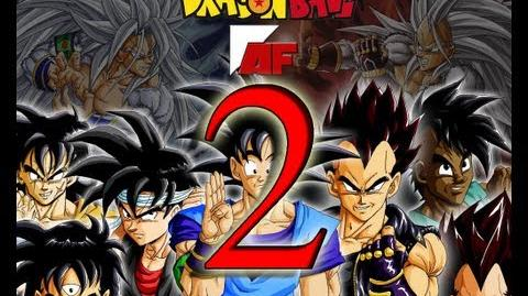 DBAF The Next Generation Episode 2 The Battle of Fusions
