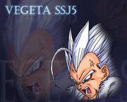Vegeta SSJ5 Fähigkeiten, Stärken & Schwächen 2